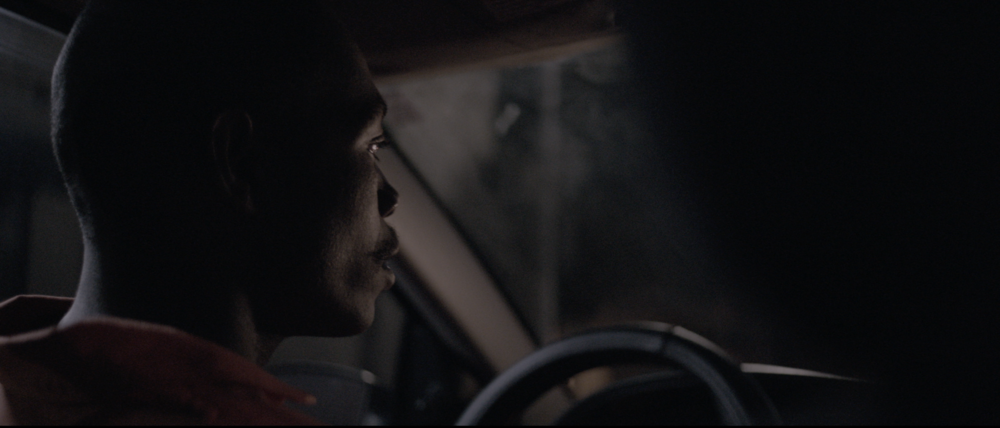 DRIVING WHILE BLACK   FEATURE FILM -