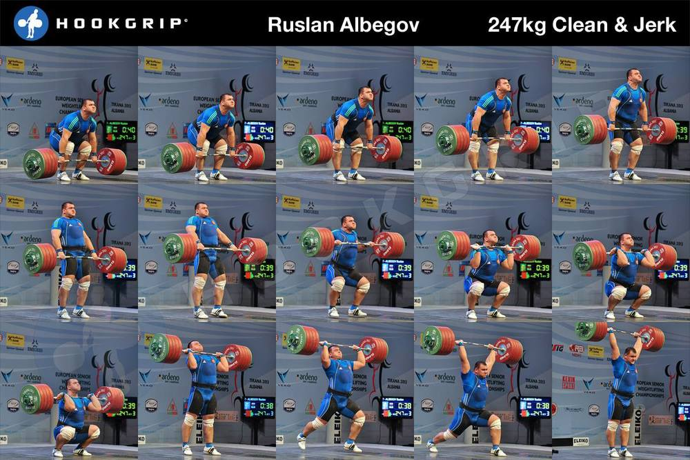 Clean and Jerk Progression