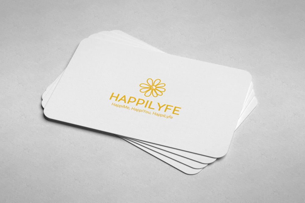 HAPPILYFE - UI/VISUAL DESIGN/RESPONSIVE WEB