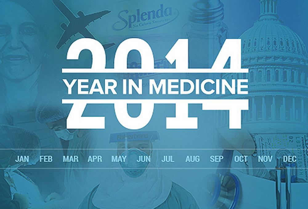 2014 year in medicine