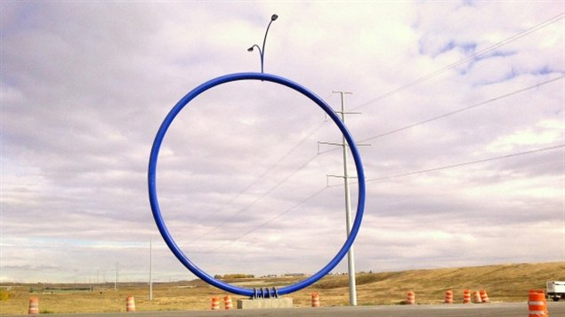 CALGARY'S PUBLIC ART - A SOLID EXAMPLE THAT ENGINEERS ARE NOT ARTISTS...