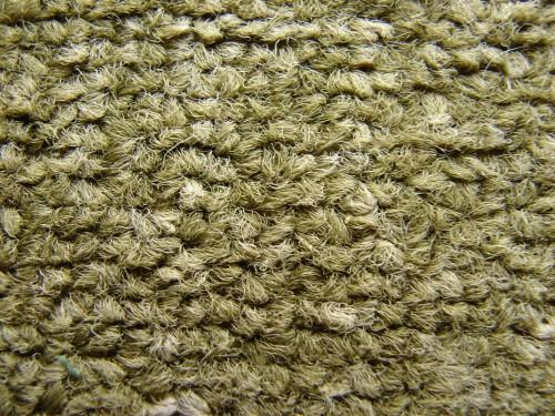Swirled Weave Pattern