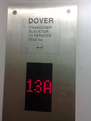 ELEVATORS HAVE A LIMIT TO THE LOAD IT CAN CARRY, THIS IS A MARGIN OF SAFETY