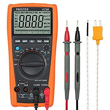 A TYPICAL MULTIMETER