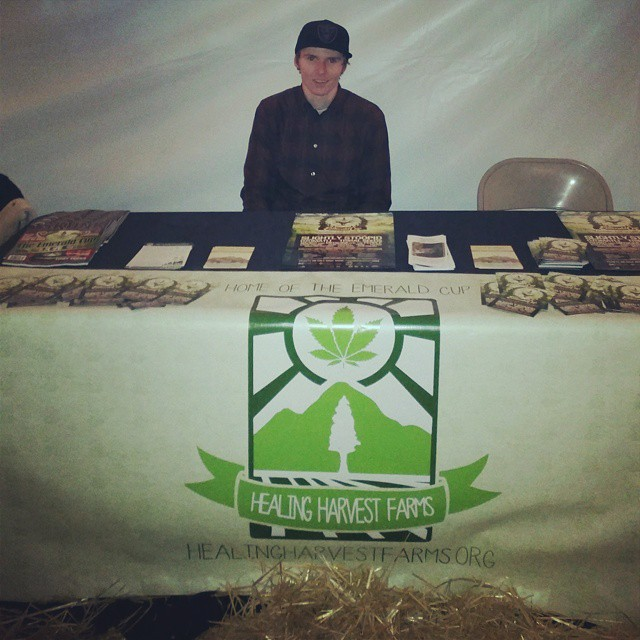 www.healingharvestfarms.org home of the @theemeraldcup and the newest dispensary in Laytonville, CA