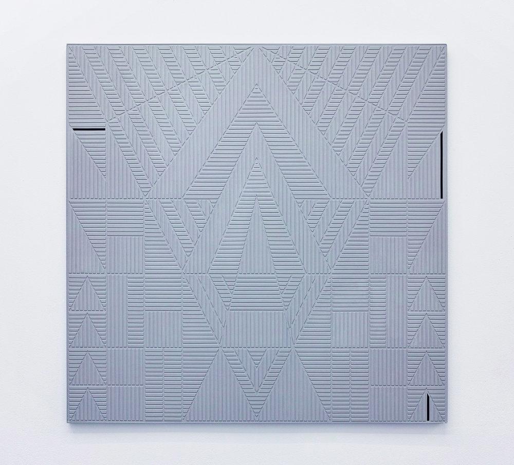 Gray Geometric Pattern
