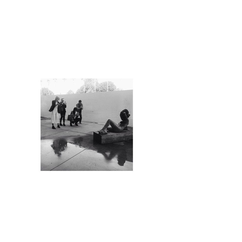 The Social Life of `Untilled (Liegender Frauenakt)´