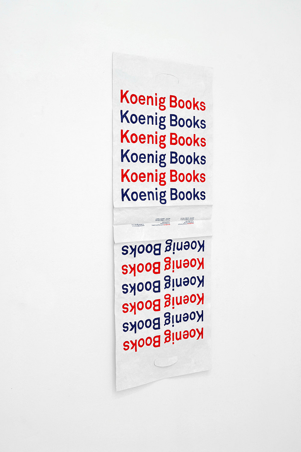 Every artwork starts with a purchase/ Serpentine Gallery (Koenig Books)