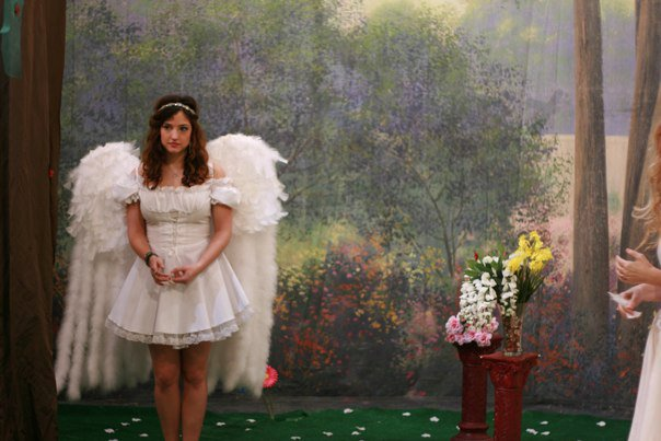 "Angel in ""Just"""