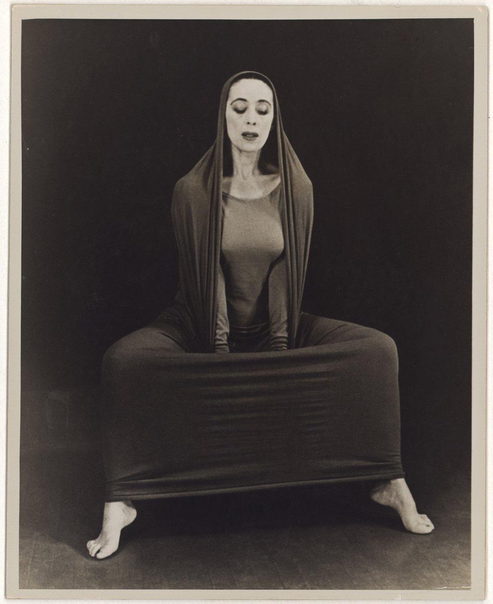 Martha Graham,  Lamentation,  1930