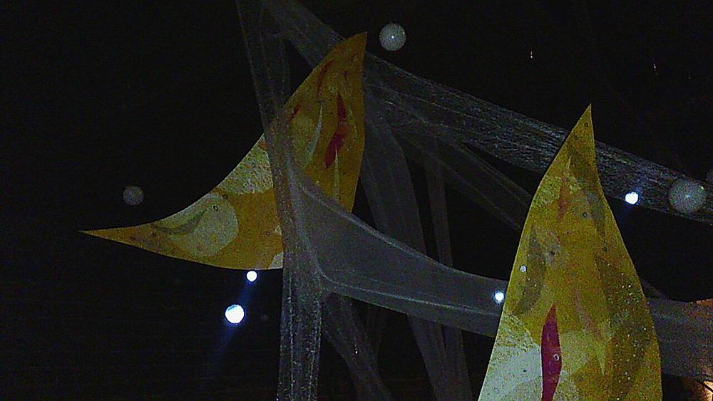 Steinfeld installation Spring 2014