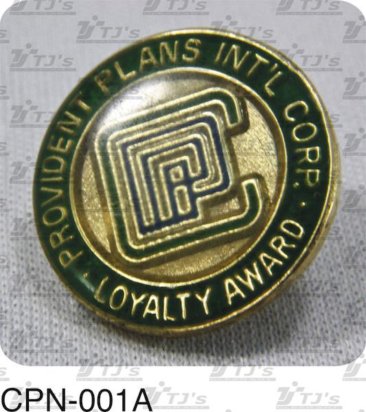 Customized Collar Pin