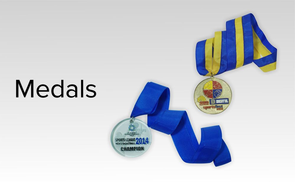 Medal Supplier