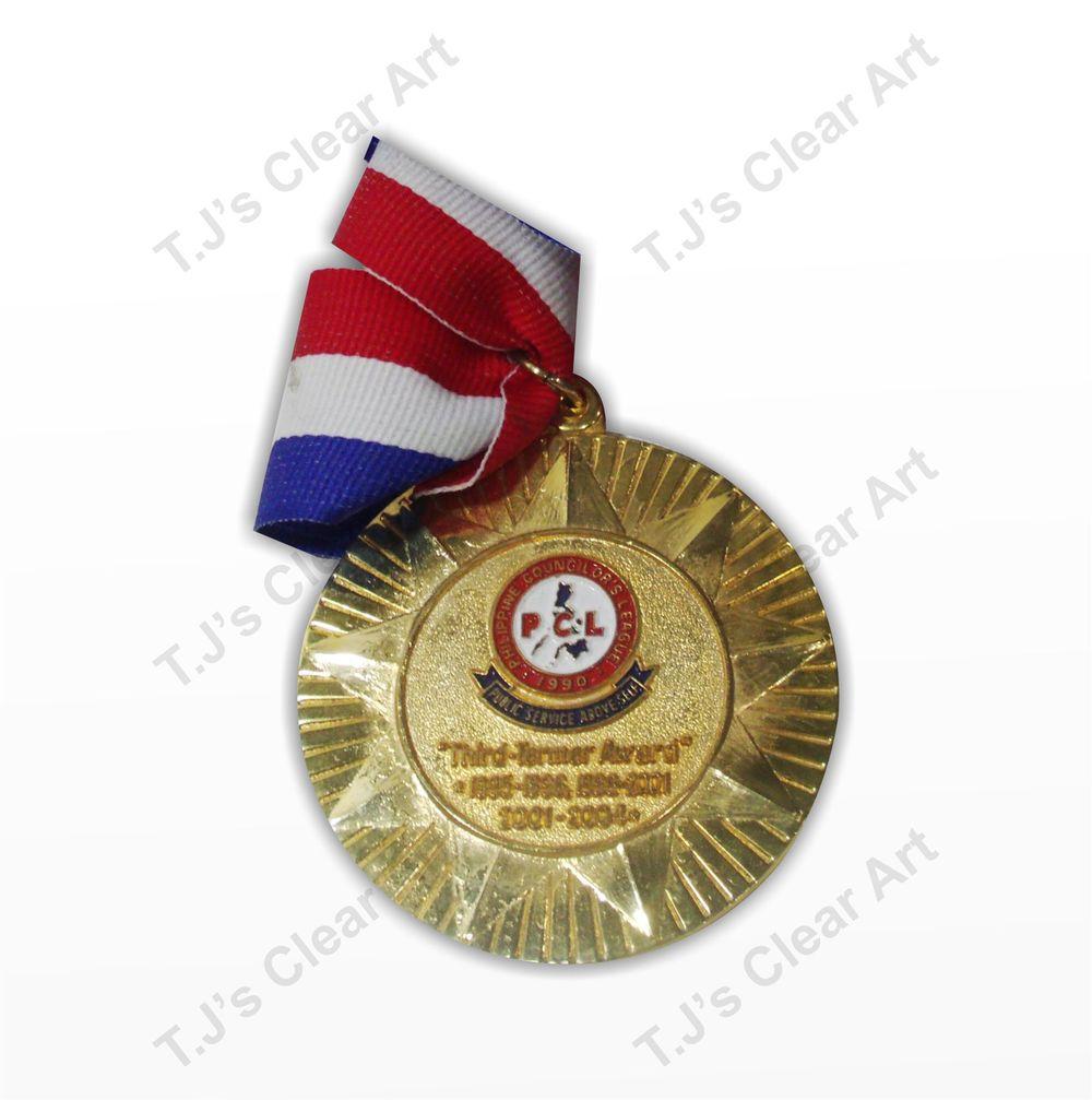 Gold Metal Medal