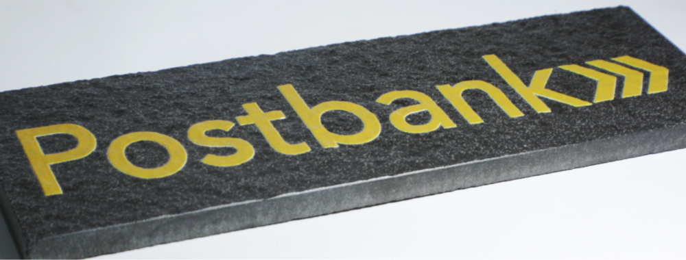 Customized Granite Signage
