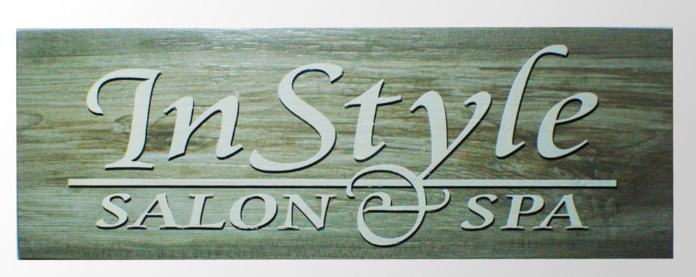 Custom Tile Signage
