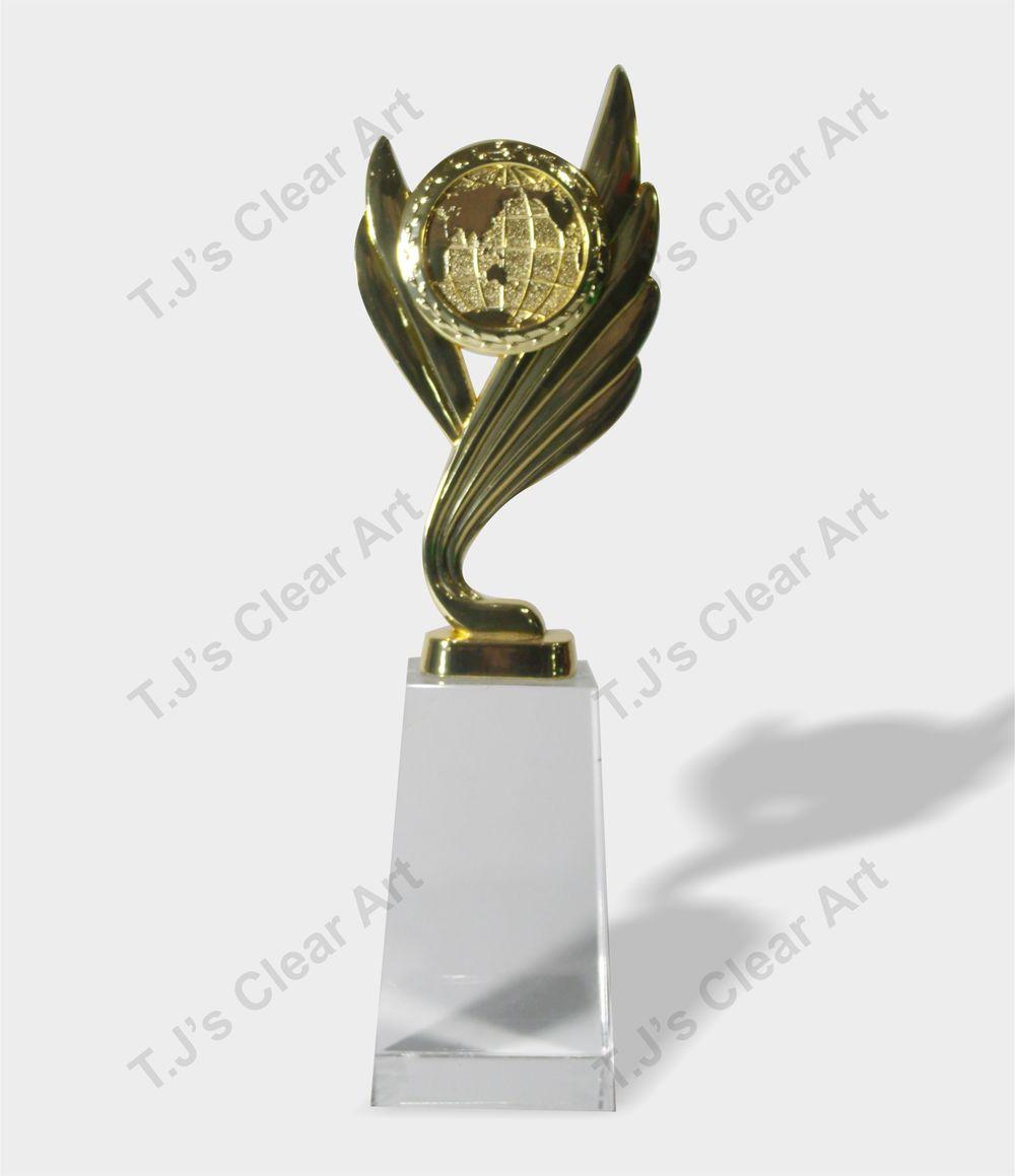 Crystal Trophy/Plaque