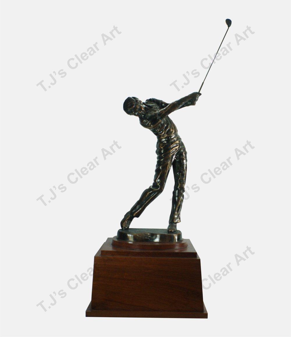 Brass trophy supplier