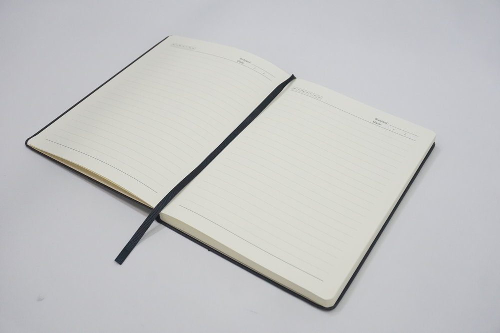 Moleskine Leather Open Date Planner (1).JPG