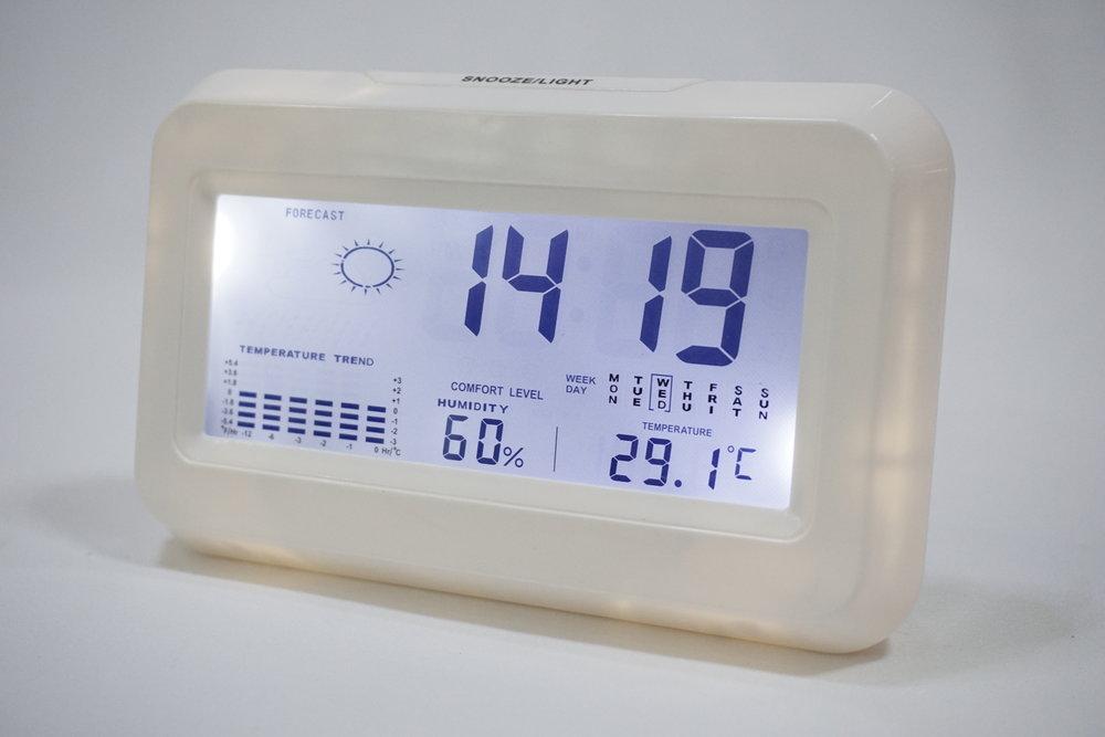Customized Digital Desk Clock