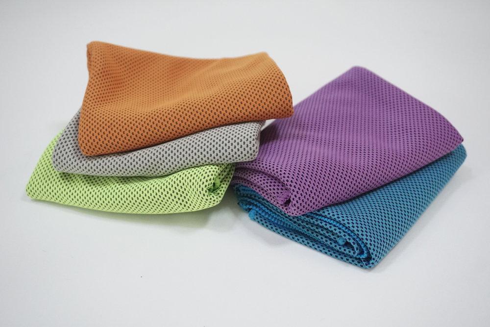 Cooling Towel Korea Techonology - TJ's Clear Art