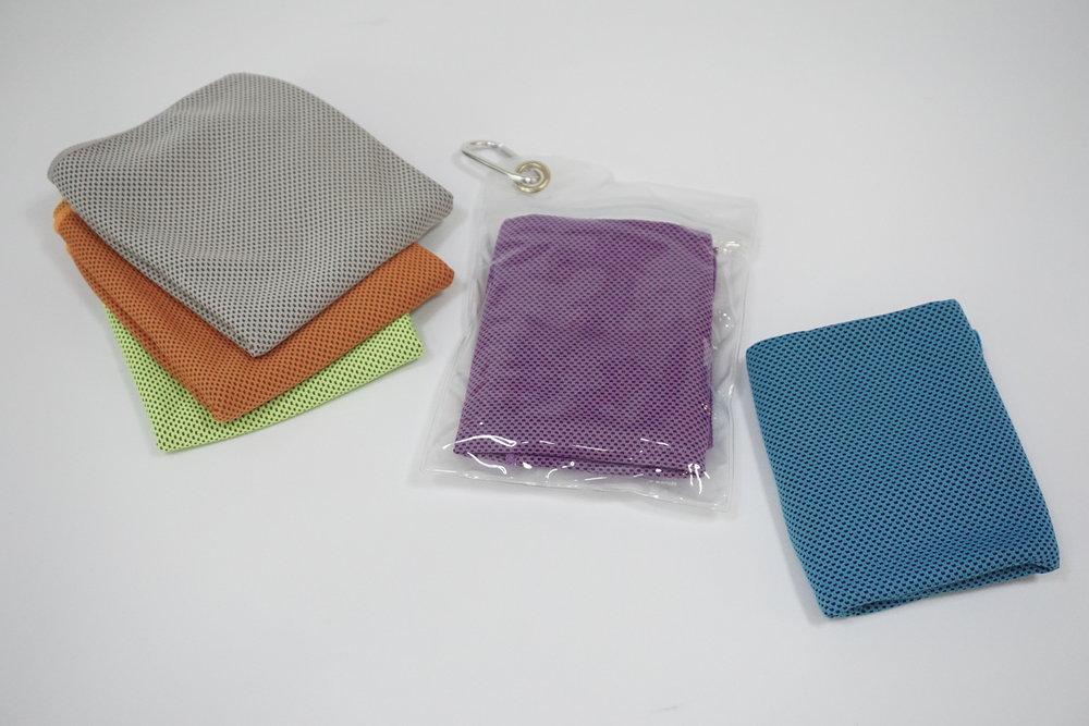 Cooling Towel Korea Techonology