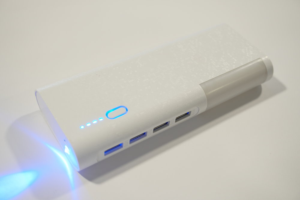 Personalized Power Bank