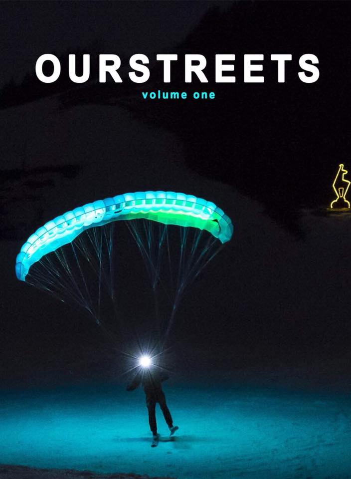 - OURSTREETS first PRINTED zine is out now. Happy to have some of my photographs featured among this perfect company of strangers. Featuring 52 photos from 10 photographers over 72 pages, this perfect bound zine is a must for any photo lovers book shelf.