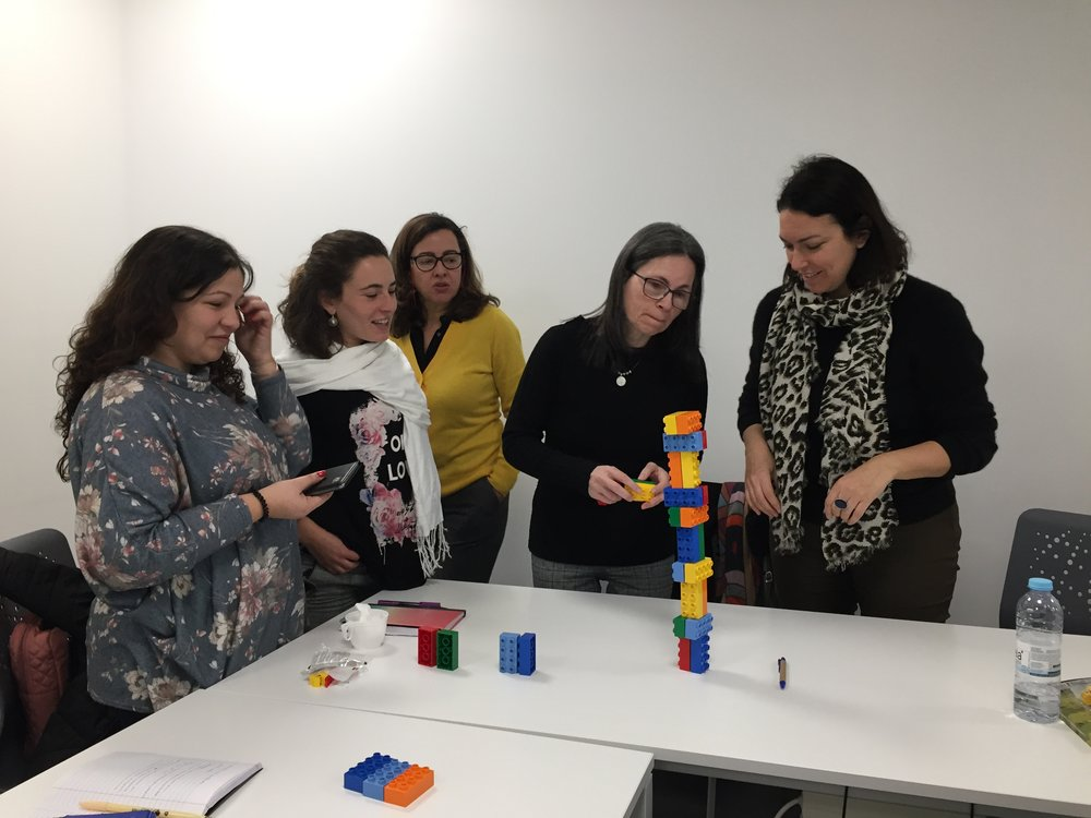 Workshop LEGO 6 Bricks