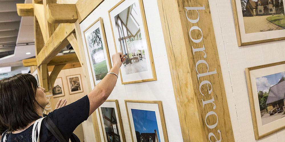 Drew Forsyth&Co at the Homebuilding & Renovating Show Harrogate 6-8 November