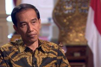 Indonesian President Joko Widodo