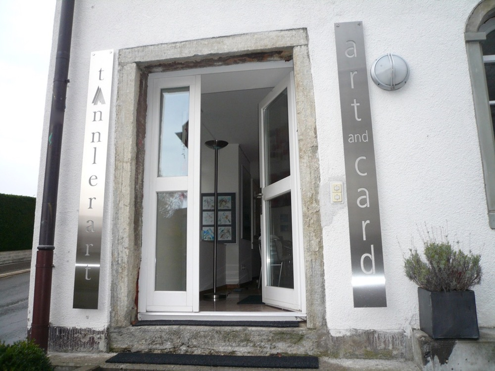 Atelier Dorfstrasse 14 5454 Bellikon