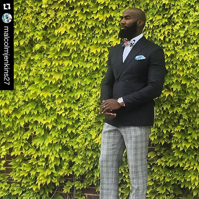 #SNEAKPEAK : Just wrapped up a great shoot for @phillyweekly with the ever so dapper @malcolmjenkins27 !! 🔥🏉🕴 ・・・ 📸😎 @phillyweekly @rockave @preaknesspiazza @revatidoshi