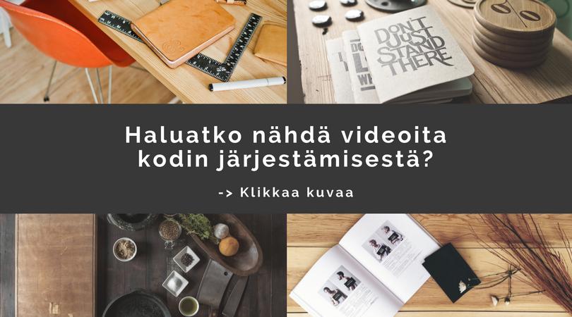 Kotis Järjestykseen - Minna Koivisto