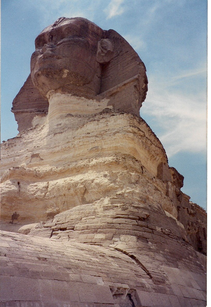 Figure 6.2. The Sphinx. Giza Plateau.