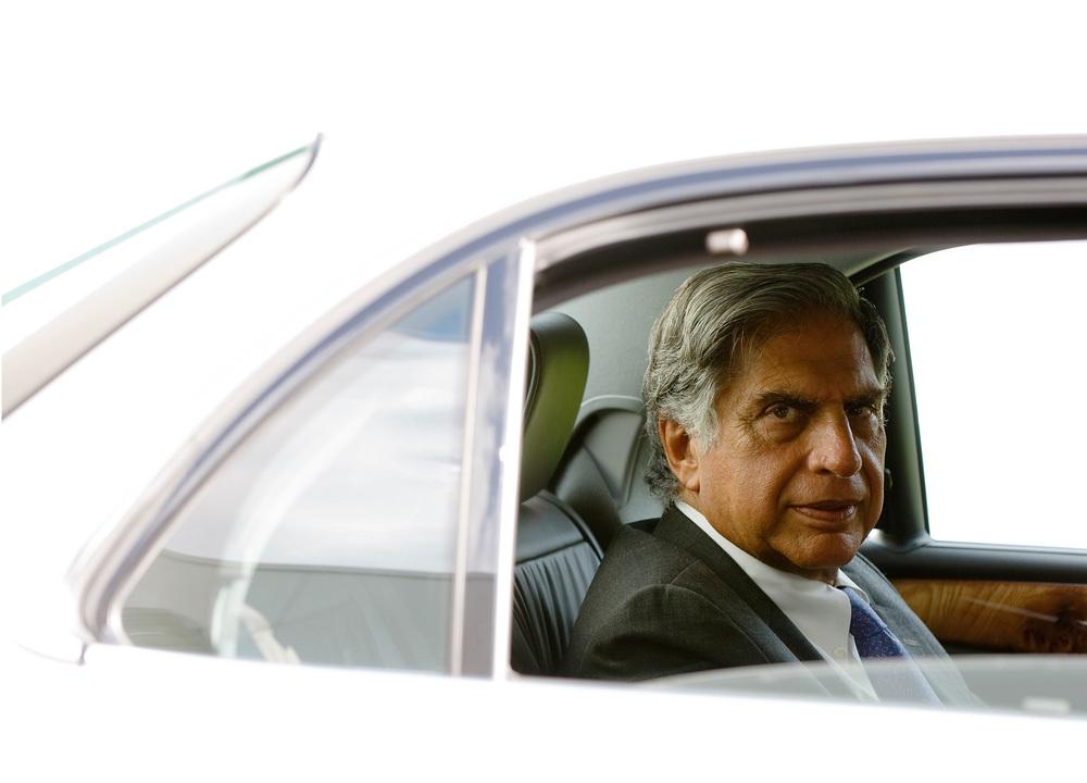 Ratan Tata - Industrialist