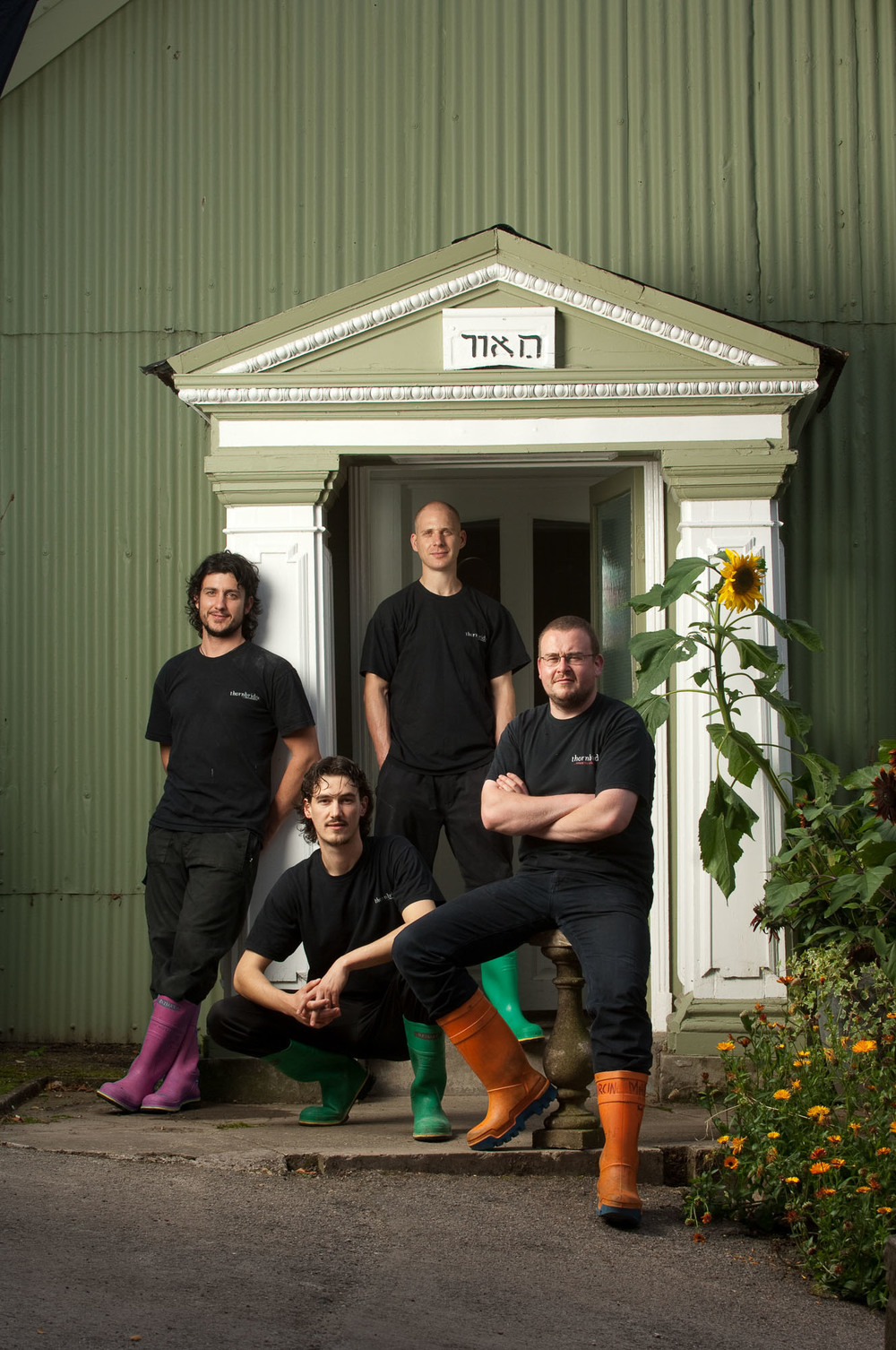 Brew Team - Thornbridge Brewery