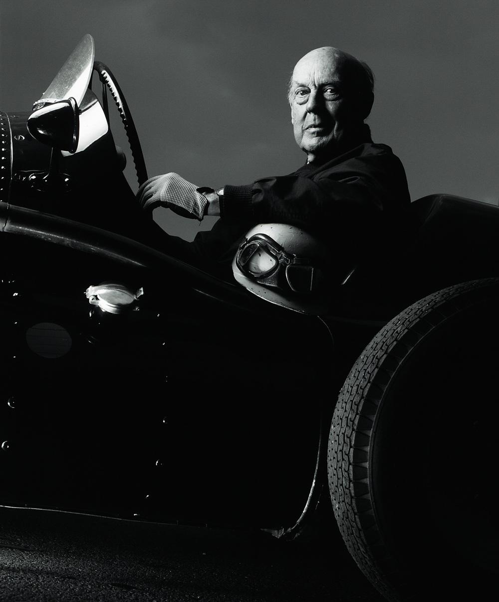 Eric Thomson, Racing Driver