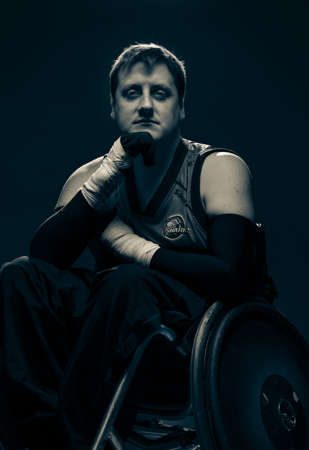 Richard Cartwright, Wheelchair Sportsman