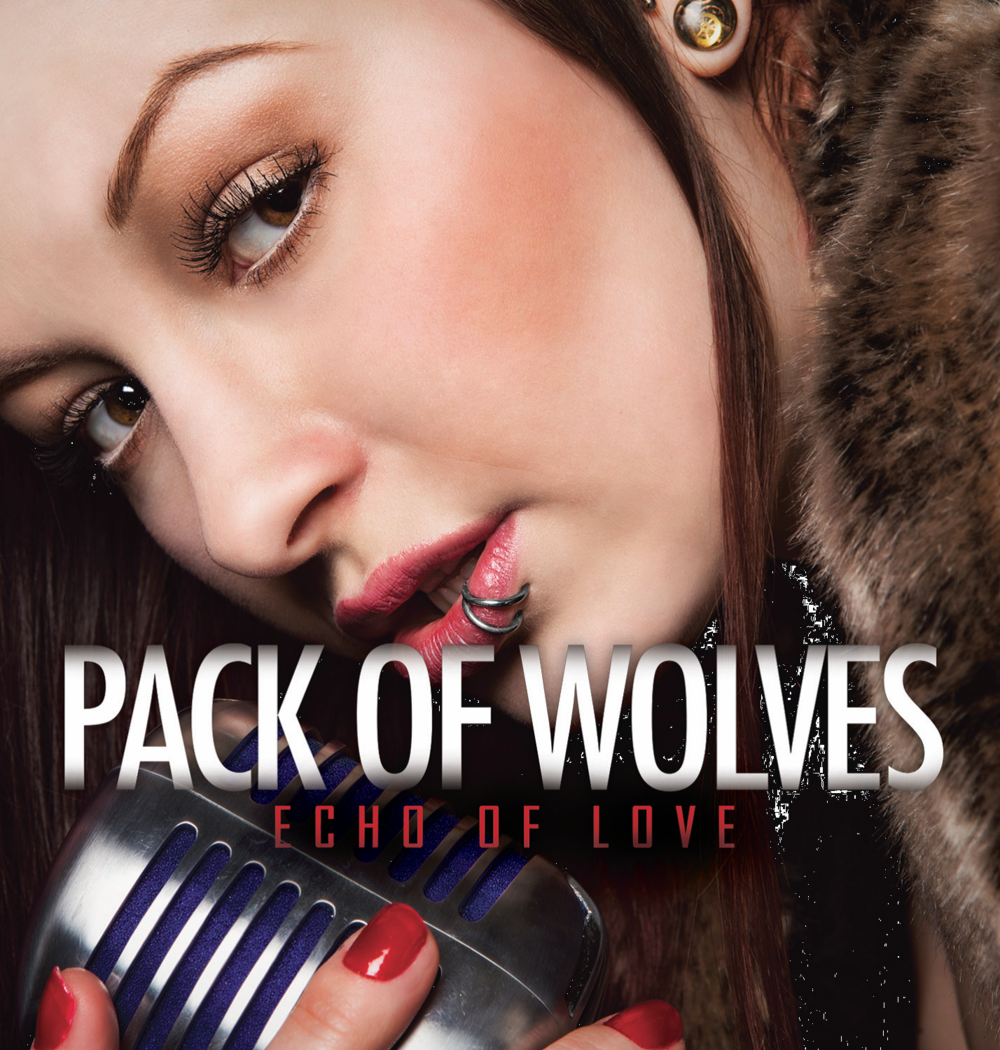 Echo of Love - The sophomore release from Pack of Wolves - Photo by TRD Photography