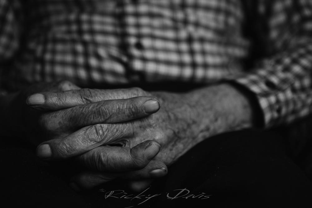 WWII Artilleryman - Pvt Ralph Davis - Photographer Ricky Davis of TRD Photography - Shot taken with Canon 6D.