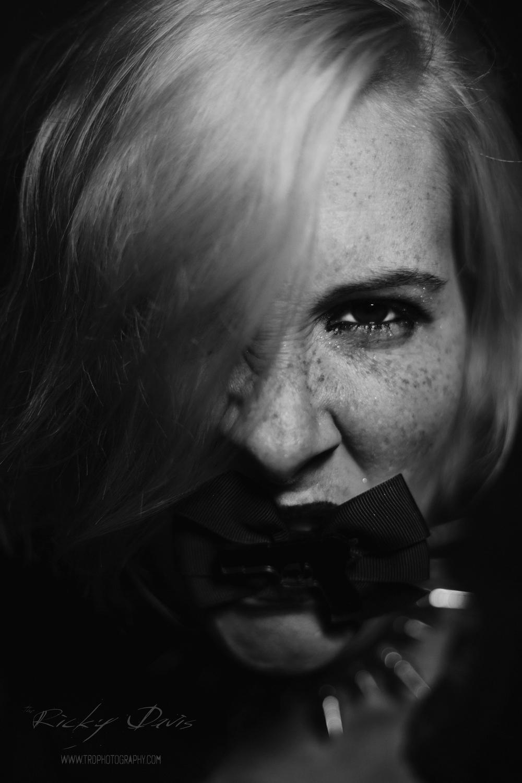 Tessa Mize - I Am Me - TRD Photography - Interview by Ricky Davis.