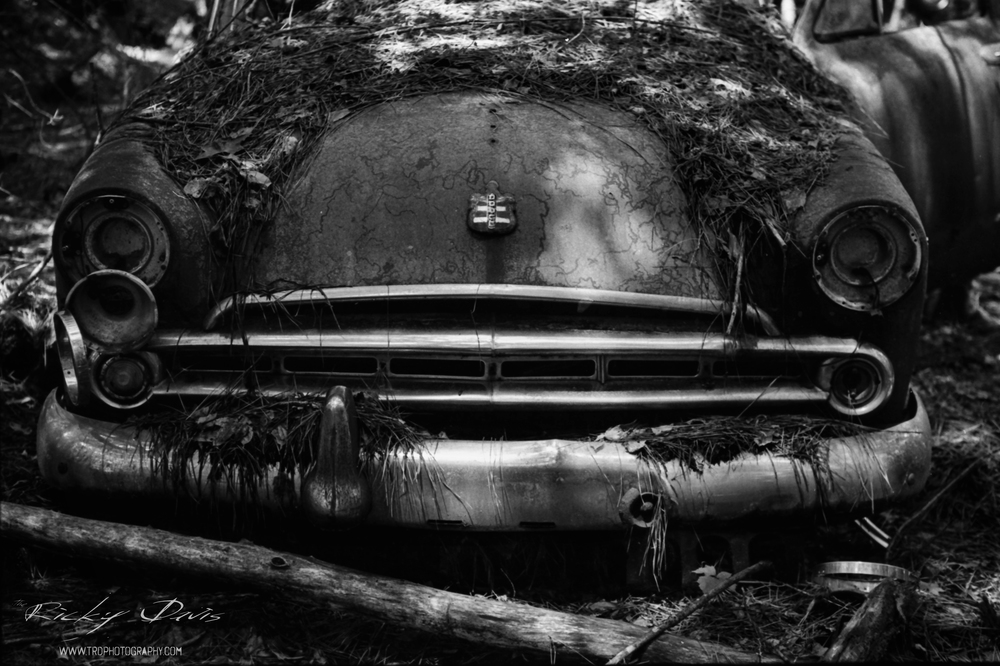 Old Car City USA - Film - Kodak Tri X - Photographer Ricky Davis of TRD Photography