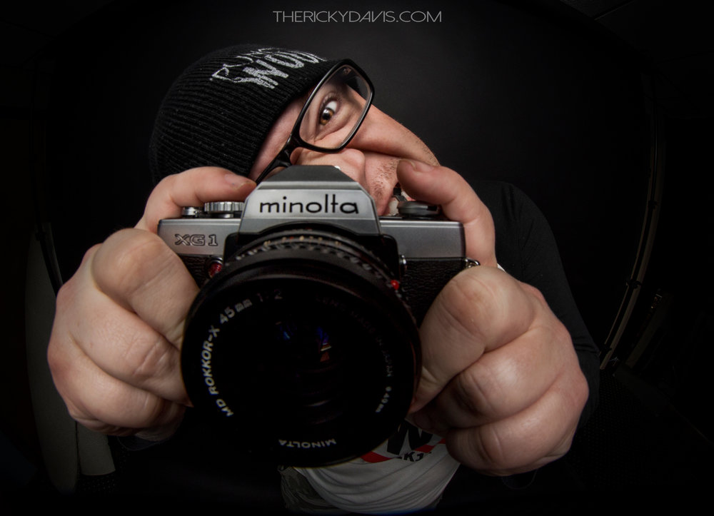 Self Portrait - Me - TRD Photography
