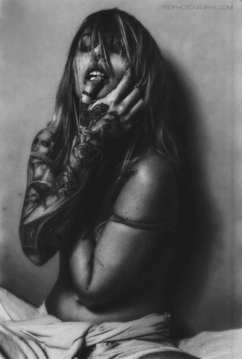Amanda Pocalypse - TRD Photography - Kodak Tri X