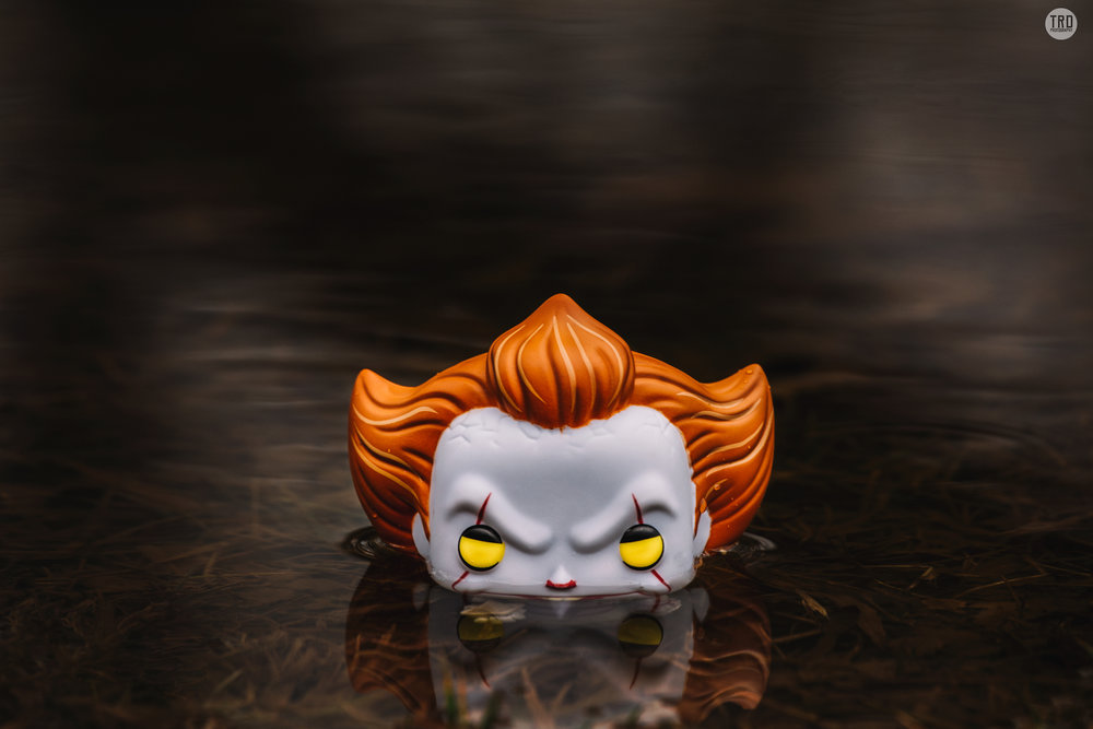 We all Float Down Here.... Pop Toy Photo - TRD Photography