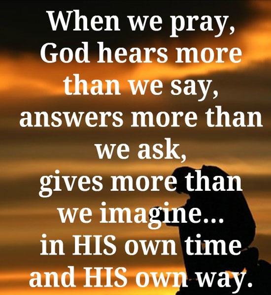 Isaiah 65 24 God Will Answer Even Before We Call Tell
