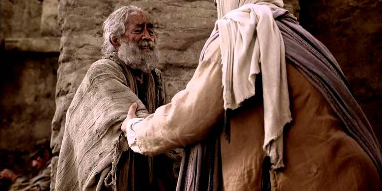 John 52 12 Jesus Heals A Lame Man On The Sabbath