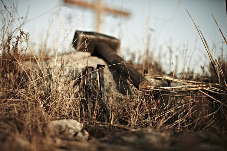 John 19:16- Nail It To The Cross — Tell the Lord Thank You