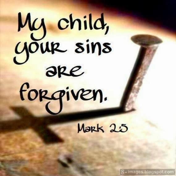 Forgiven Sins